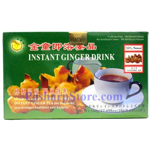 Picture for category Golden Child Instant Ginger Drink