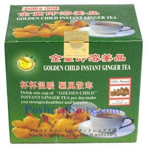 Picture of Golden Child Instant Ginger Drink 6.4 oz