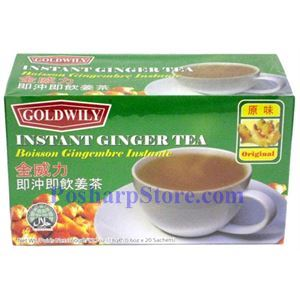 Picture of Goldwily Instant Ginger Tea