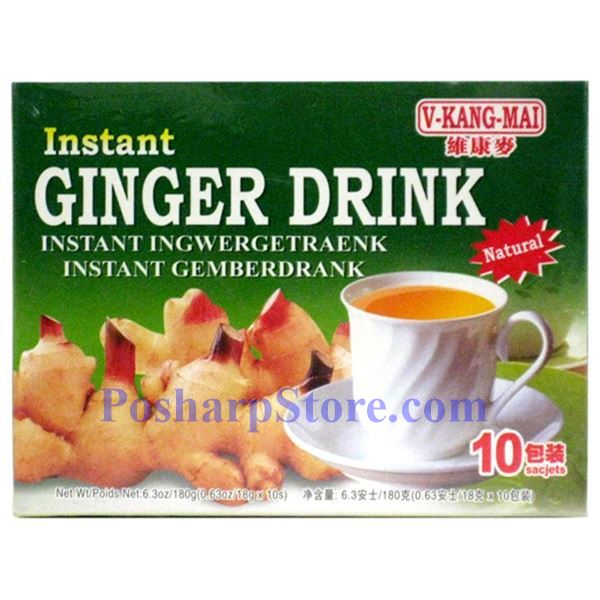 Picture for category V-Kang-Mai Instant Ginger Drink
