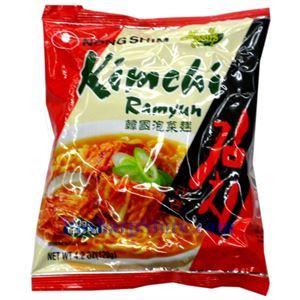 图片 韩国Nong Shim泡菜方便面