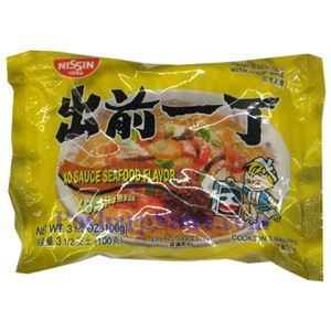 Picture of Nission XO Sauce Seafood Flavor Instant Noodle
