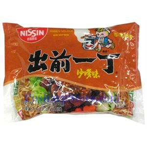 Picture of Nission Satay Flavor Instant Noodle