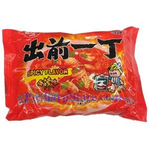 Picture of Nission Spicy Flavor Instant Noodle