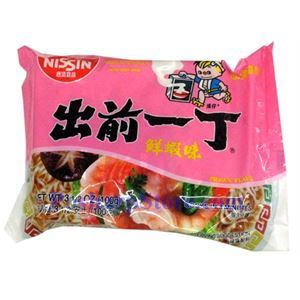 Picture of Nission Prawn Flavor Instant Noodle