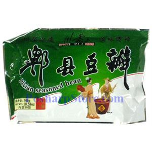 Picture of Spicy King  Seasoned Bean Paste 10 oz