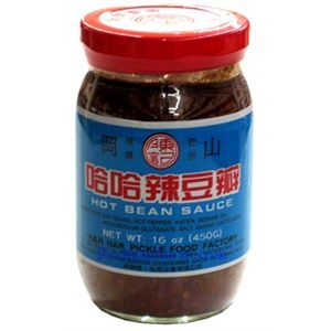 Picture of Har Har Hot Bean Sauce 1 lb