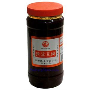 Picture of Union Food Brand Hot  Broad Bean Paste 8 oz