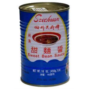 图片 四川天府牌甜面酱 454克