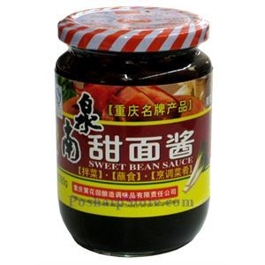 图片 重庆南泉甜面酱380克
