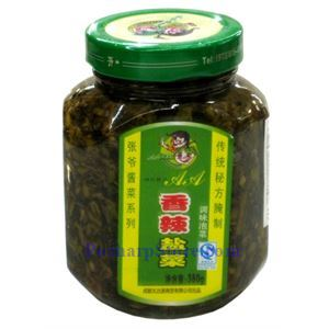 Picture of Chengdu Pao Cai Yidayuan Spicy Salted Mustard Stems