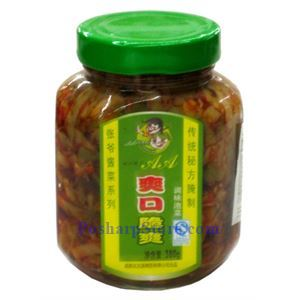 Picture of Chengdu Pao Cai Yidayuan Spicy Pickled Mustard Green Stems