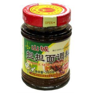 Picture of Chongqing ShanCheng Sichuan Spicy Sauce for Dan Dan Noodles