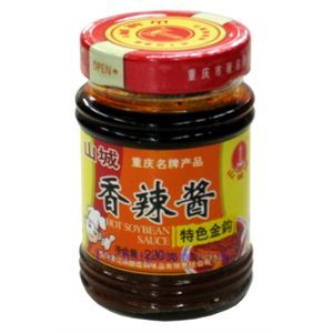Picture of Chongqing ShanCheng Sichuan Spicy Sauce with Baby Shrimp