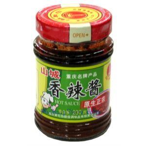 Picture of Chongqing ShanCheng Classic Sichuan Chili Sauce