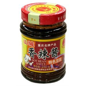 Picture of Chongqing ShanCheng Hot Black Bean Sauce