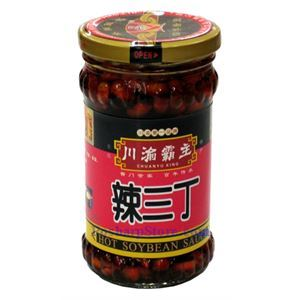 Picture of Chuanyu King Hot SoyBean Sauce