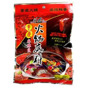 Picture of Spicy King Spicy Sichuan Hot pot Seasoning  with Beef Butter