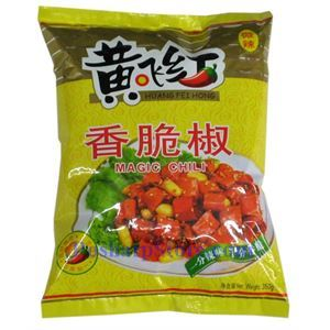 图片 黄飞红香脆椒 308克