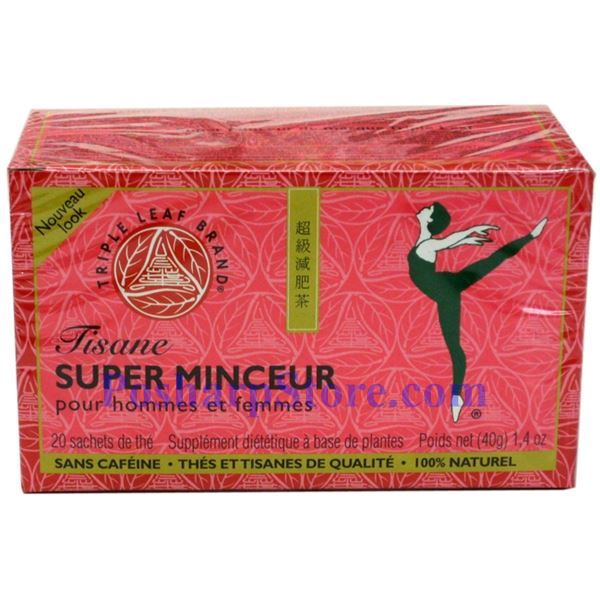Picture for category Triple Leaf brand  Super Sliming Herbal Tea 20 Teabags