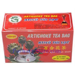 图片 越南百合花茶