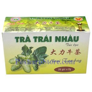 Picture of Vien Tieu Noni Tea Bag 20 Teabags