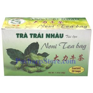 Picture of Dragon Noni Tea 20 Teabags