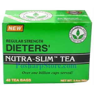 Picture of Triple Leaves Brand Dieter's Nutra Slim Tea 48 Teabags