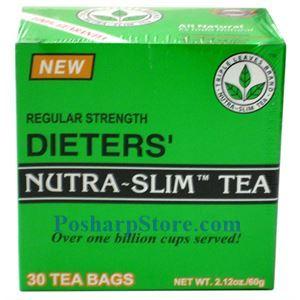 Picture of Triple Leaves Brand Dieter's Nutra Slim Tea 30 Teabags
