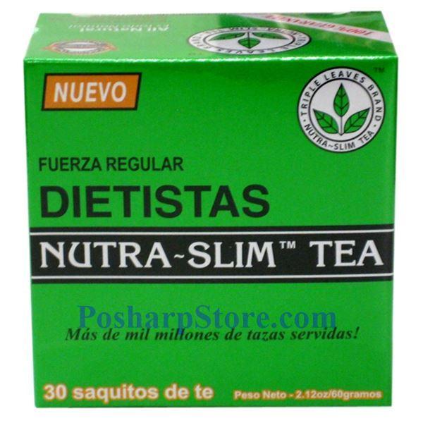 分类图片 三叶牌自然减肥茶 30茶袋