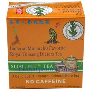 Picture of Imperial Monarch's Herbal Favorite Royal Ginseng Dieters Tea