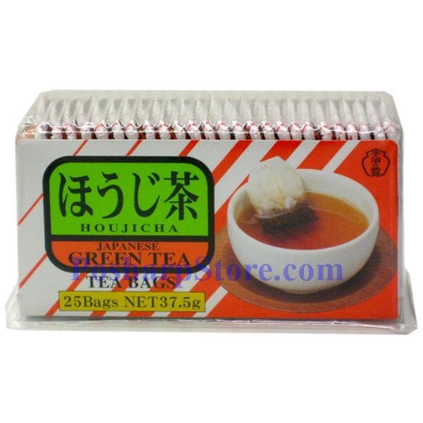 Picture for category Japanese Roasted Green Tea 25 Bags