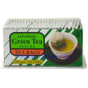 Picture of Japanese Green Tea 25 Bags