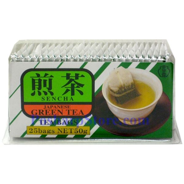 Picture for category Japanese Green Tea 25 Bags
