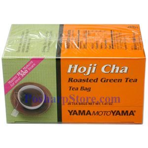 Picture of Yama Moto Yama  Roasted Green Tea 20 Teabags