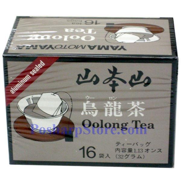 分类图片 日本乌龙茶 16茶袋