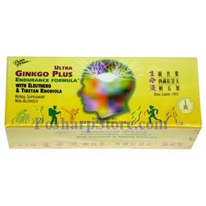 Picture of Prince of Peace Ultra Ginkgo Plus Endurance Formula