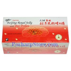 Picture of Prince of Peace Supreme Beijing Royal Jelly with Bee Pollen