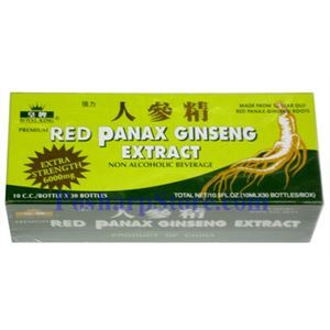 Picture of Royal King Premium Red Panax Ginseng Extract No Alcoholic Beverage