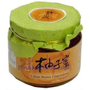 图片 韩茶馆柚子蜜