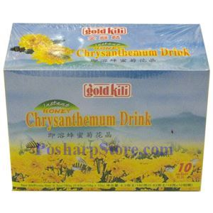 Picture of Gold Kili Instant Honey Chrysanthemum Drink 6.3 oz
