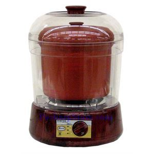 Picture of Myland JD18A Electric  Purple Clay Slow Cooker