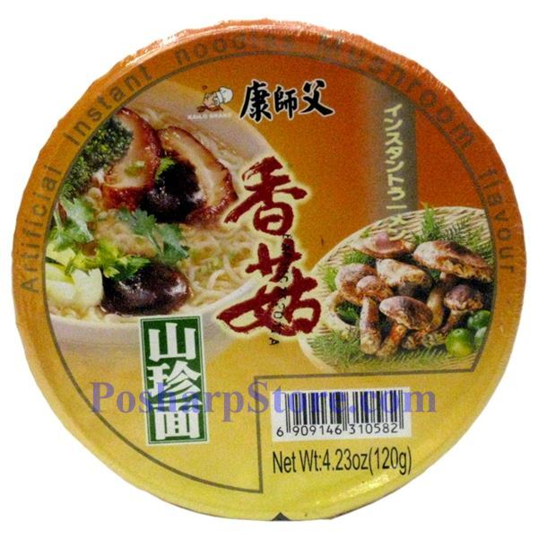 Picture for category Kangshifu Artificial Mushroom Flavor Instant Noodle
