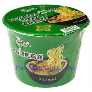 Picture of Kangshifu Artificial Mushroom Chichen Flavor Instant Noodle