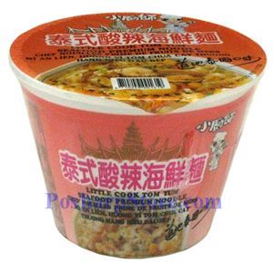 Picture of Little Cook Tom Yum Seafood Premium Instant Noodle