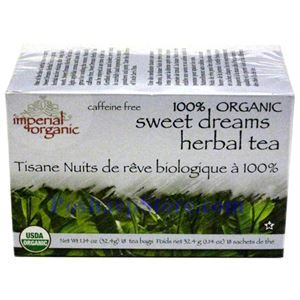 Picture of Imperial Organic 100% Organic Sweet Dreams Herbal Tea
