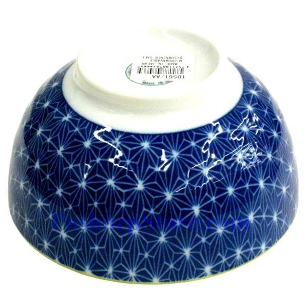 Picture for category Japanese 6-Inch Blue Diamond Porcelain Rice Bowl