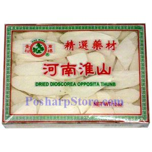 Picture of Pine Mark Dried Chinese Yam 12 oz