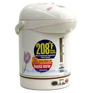 图片 象印CW-PZC22型热水瓶,白色