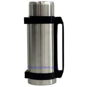 Picture of Vacuum Travelling Stainless Steel  Power Handy Bottle Hot & Cold 3L